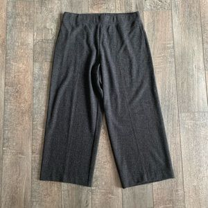 Eileen Fisher Knit Culottes/Casual Pants